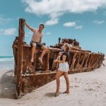SS Maheno - Fraser Island
