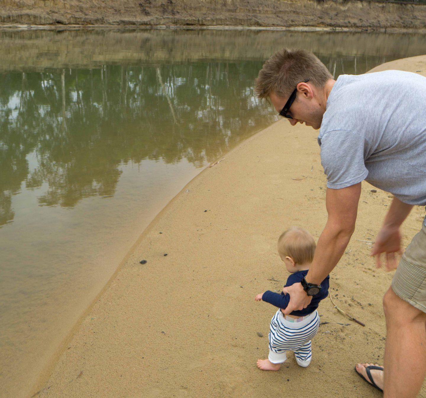 Edward River Deniliquin With Ollie
