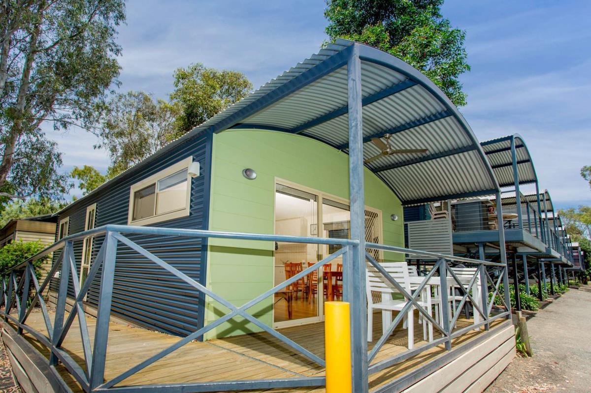 Big 4 Deniliquin Cabin