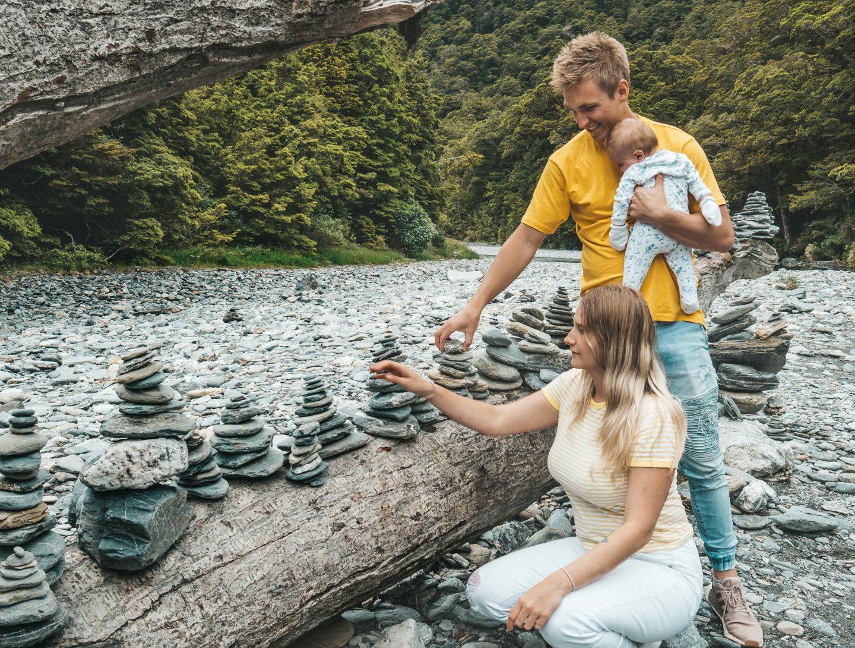 Fantail Falls - South Island NZ Road Trip - Live Life and Roam