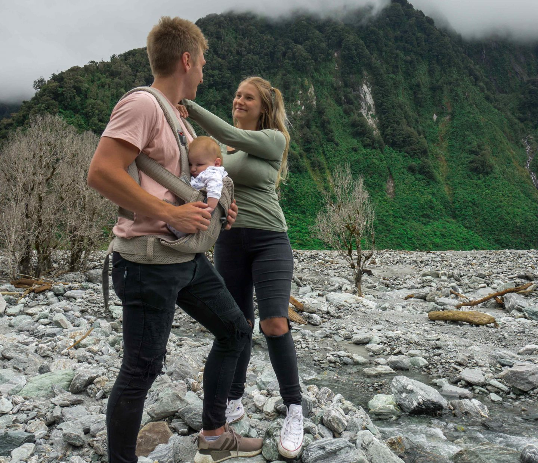 Fox Glacier - South Island New Zealand Road Trip - Live Life and Roam