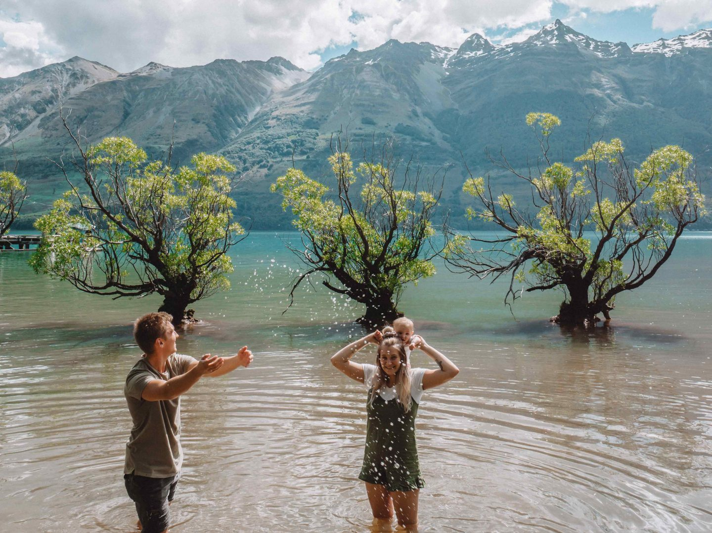 Drive between Queenstown and Glenorchy - South Island New Zealand Road Trip - Live Life and Roam