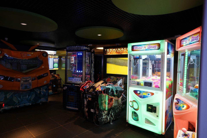 Arcade Spirit of Tas Live Life and Roam