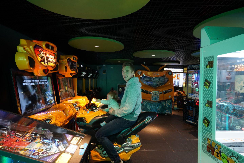 Arcade Spirit of Tas
