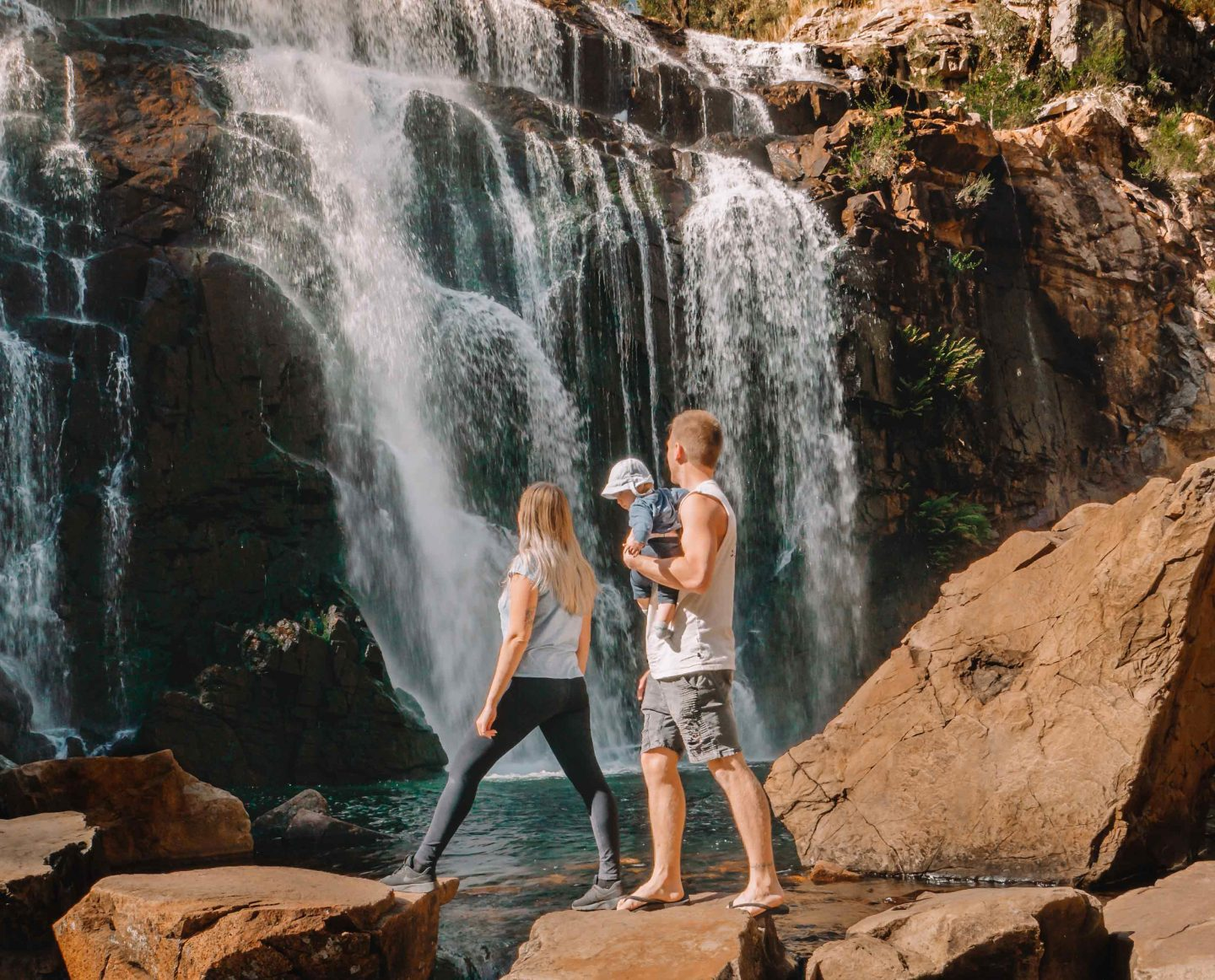 Mackenzie Falls - The Grampians Live Life and Roam