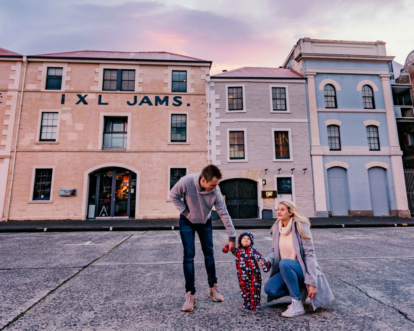 Franklin Wharf - Instagrammable Spots in Tasmania - Live Life and Roam