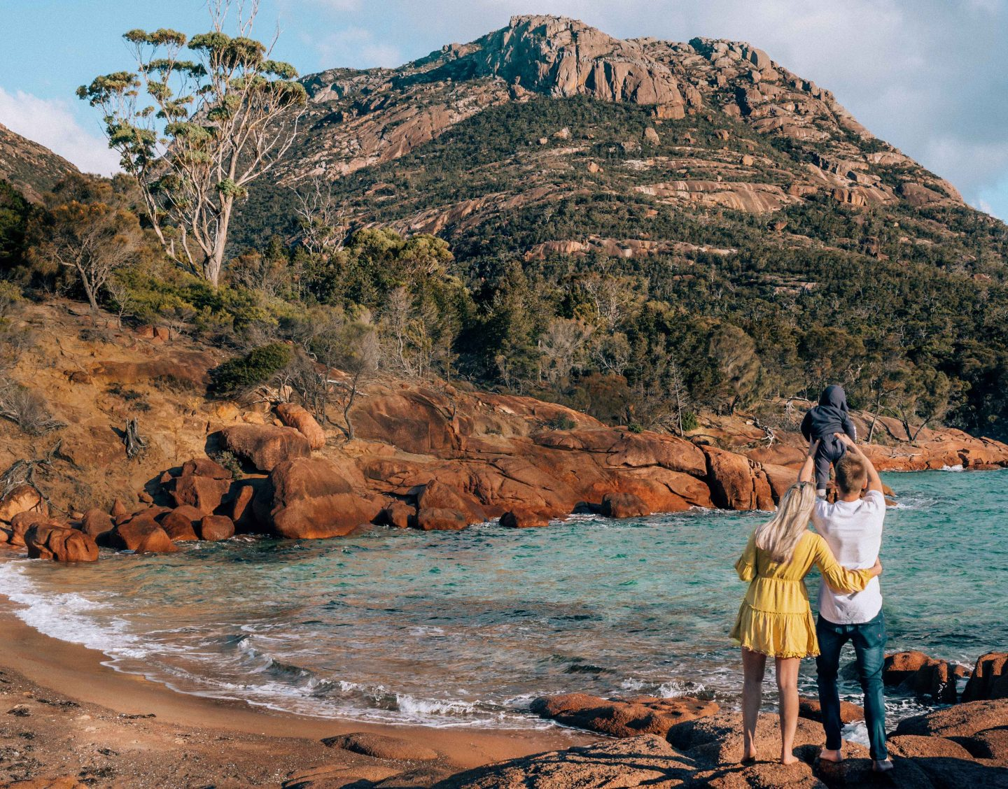 Honeymoon Bay - Instagrammable Spots in Tasmania - Live Life and Roam