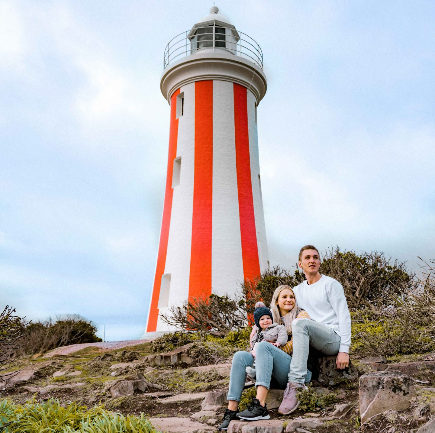 Mersey Bluff Lighthouse- Instagrammable Spots in Tasmania - Live Life and Roam