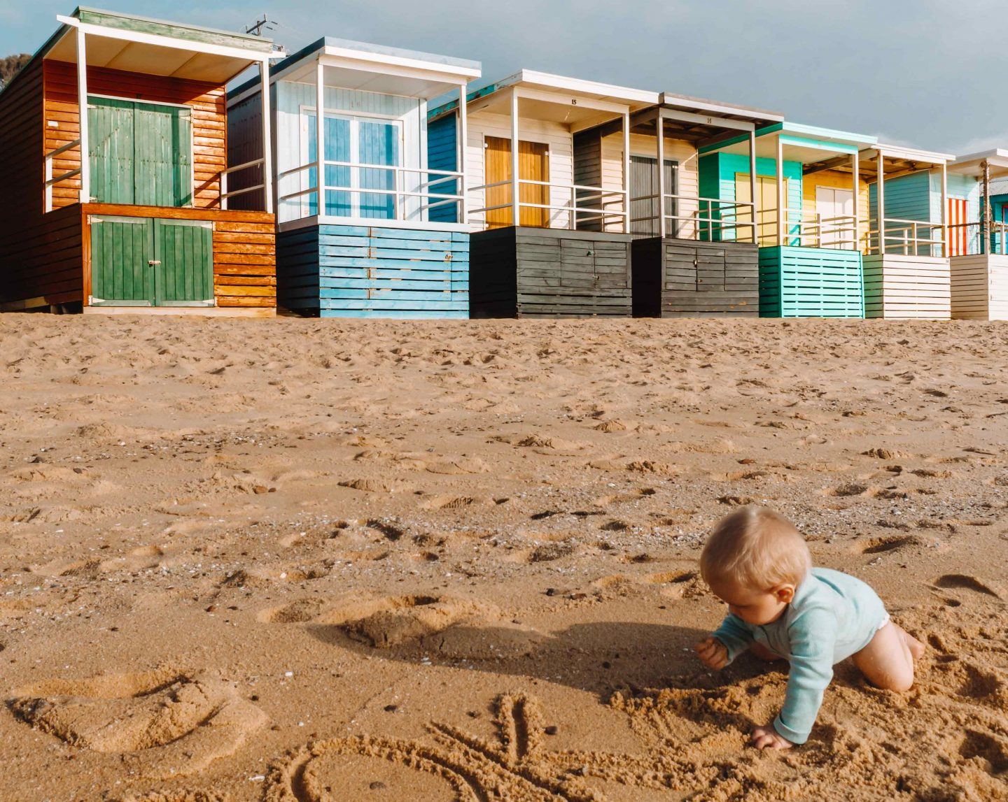 Mount Martha Beach Boxes - Live Life and Roam - Instagrammable Spots on the Mornington Peninsula