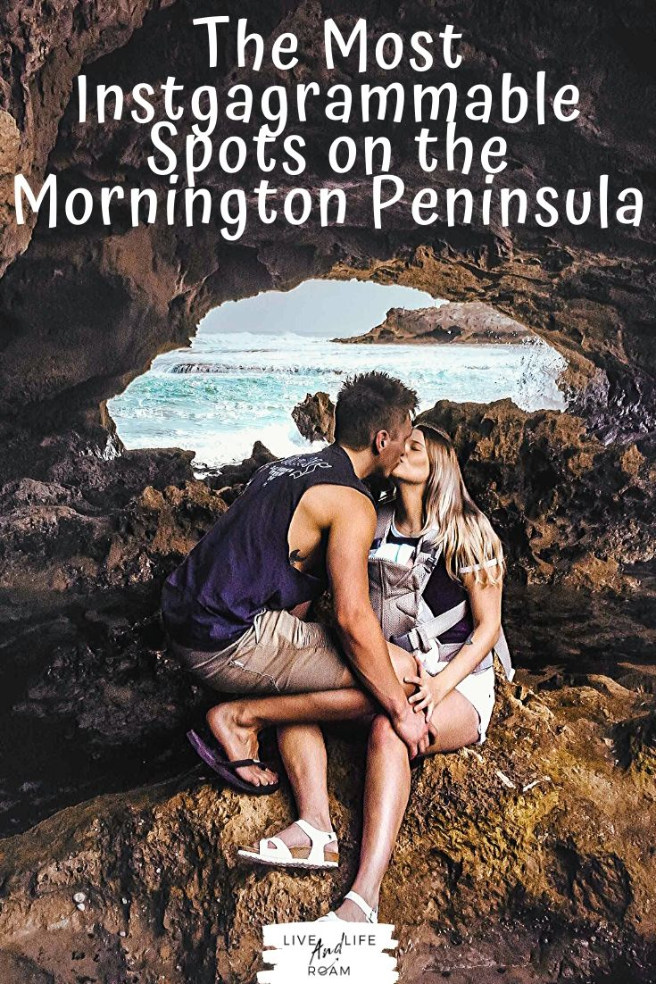 Instagrammable Spots on the Mornington Peninsula _ Pin - Live Life and Roam