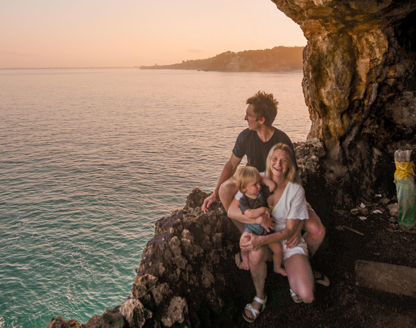 Balangan Beach Viewpoint Cave - Instagrammable Spots in Uluwatu - Live Life and Roam