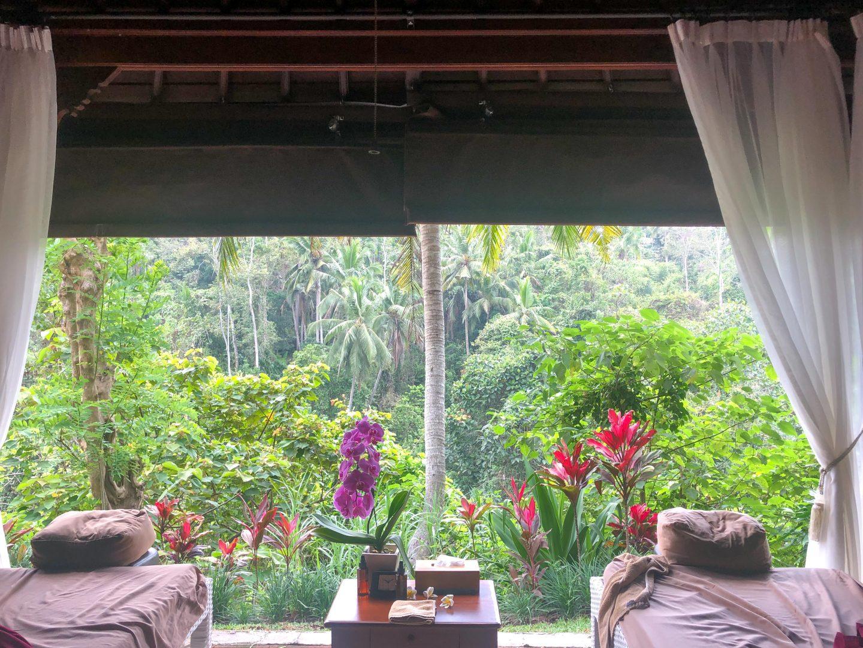 Forest Spa - Kamandalu Bali - Live