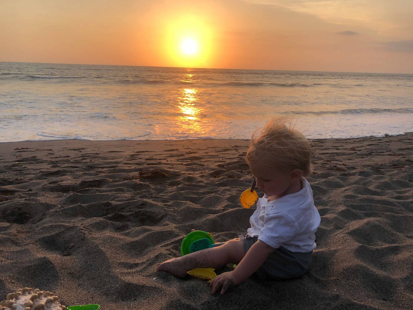Fun in the sun - Bali with a toddler - Live life and roam