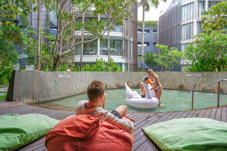 Kids Pool - Le Meridien Bali - Live Life and Roam (1 of 1)