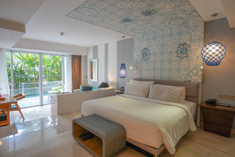 Lagoon Access Room - Le Meridien Bali - Live Life and Roam (1 of 1)