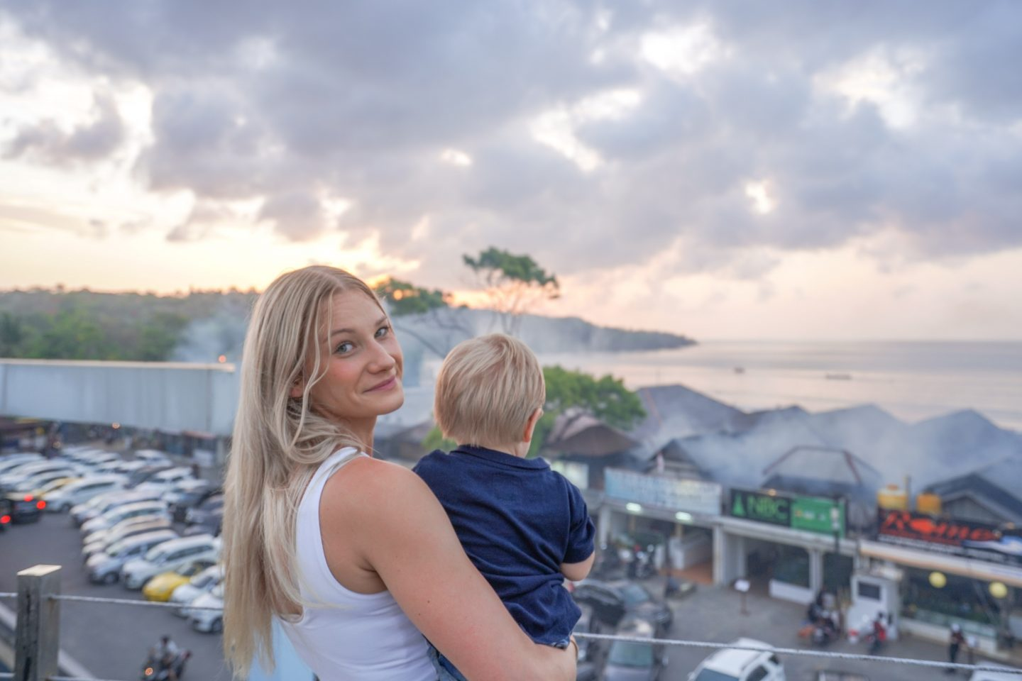 Rooftop- Le Meridien Bali - Live Life and Roam (1 of 1)