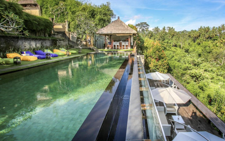 Infinity Pool - Kamandalu - Credit Booking.com