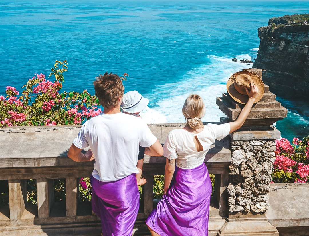 Uluwatu Temple - Instagrammable Spots in Uluwatu - Live Life and Roam