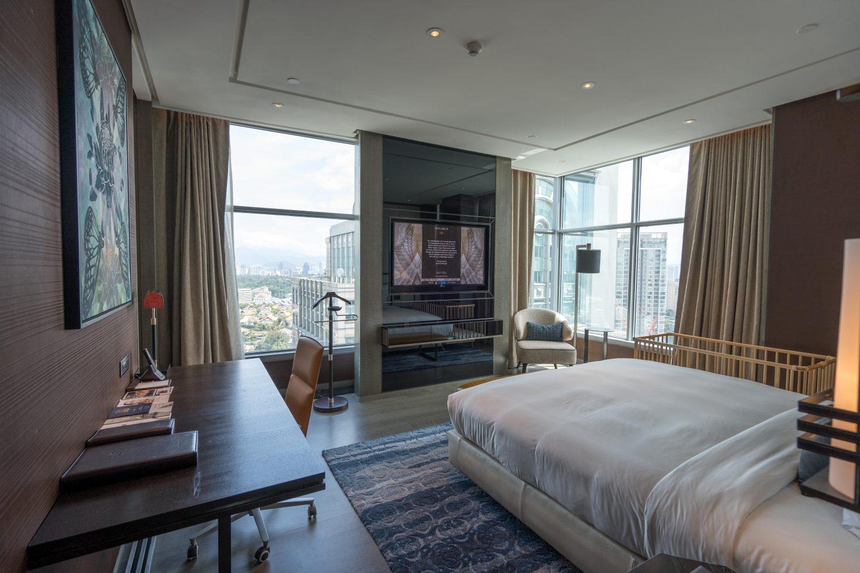 Bedroom @ Sofitel Kuala Lumpur Damansara - Live Life and Roam (1 of 1)
