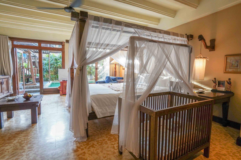 Bedroom Dedari Suite - Tugu Hotel Bali - Live Life and Roam (1 of 1)