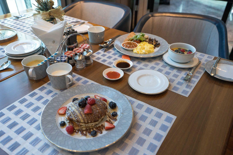 Breakfast @ Club Milessime 2@ Sofitel Kuala Lumpur Damansara - Live Life and Roam (1 of 1)