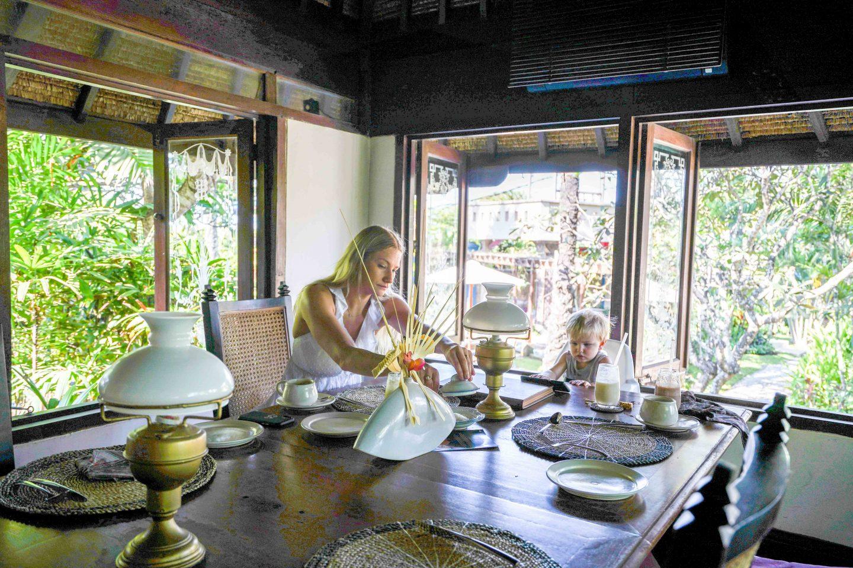 Breakfast - Tugu Hotel Bali - Live Life and Roam (1 of 1)