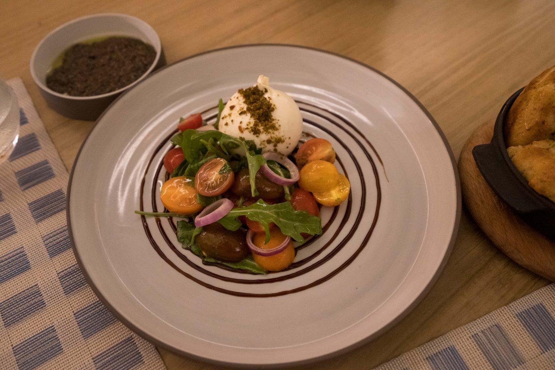 Burrata at nizza Sofitel Kuala Lumpur Damansara - Live Life and Roam (1 of 1)