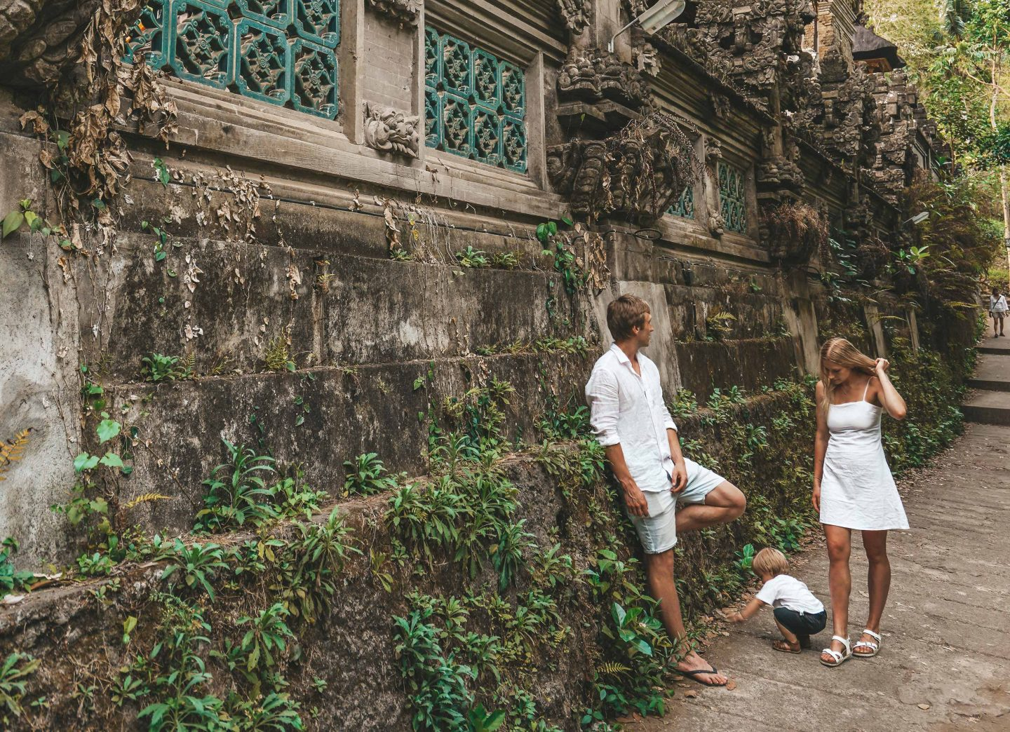 Campuhan Ridge Walk Temple - Ubud with a baby or toddler - Live Life and Roam_