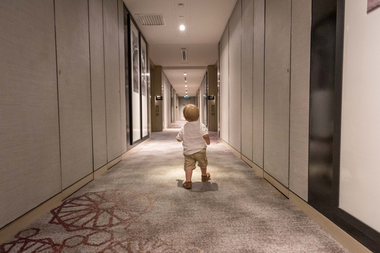 Corridors Sofitel Kuala Lumpur Damansara - Live Life and Roam (1 of 1)