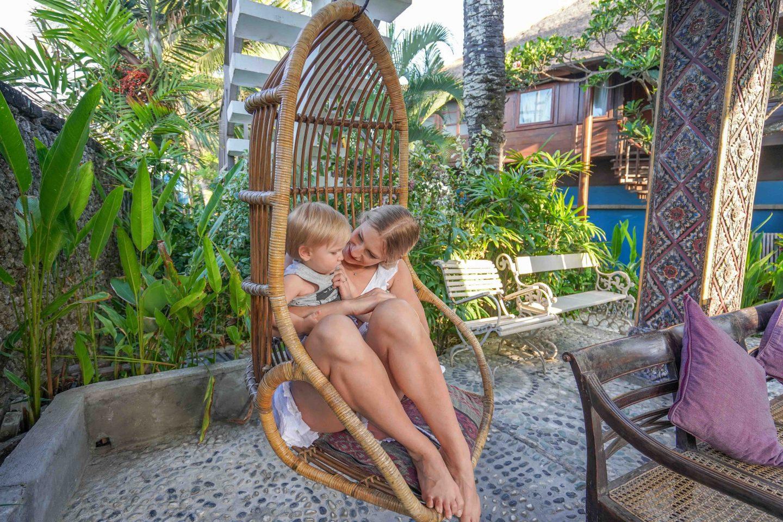 Hanging Chair - Tugu Hotel Bali - Live Life and Roam (1 of 1)
