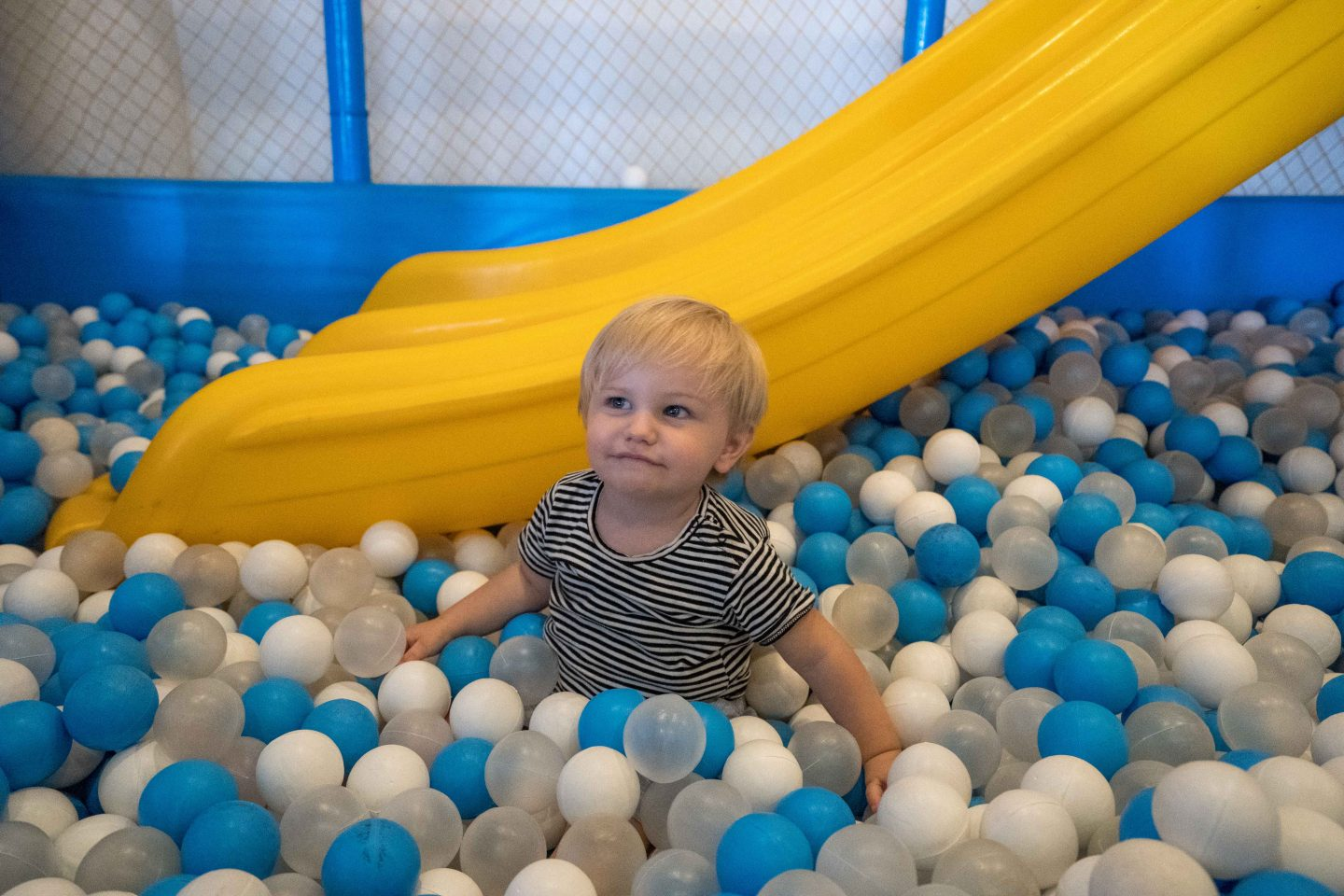 Kids club indoor playground 2 @ Grand Mirage Family Paradise (1 of 1)