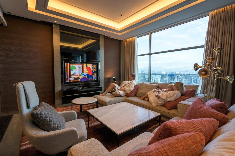 Lounge room Sofitel Kuala Lumpur Damansara - Live Life and Roam (1 of 1)