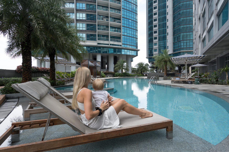 Poolside 2 Sofitel Kuala Lumpur Damansara - Live Life and Roam (1 of 1)