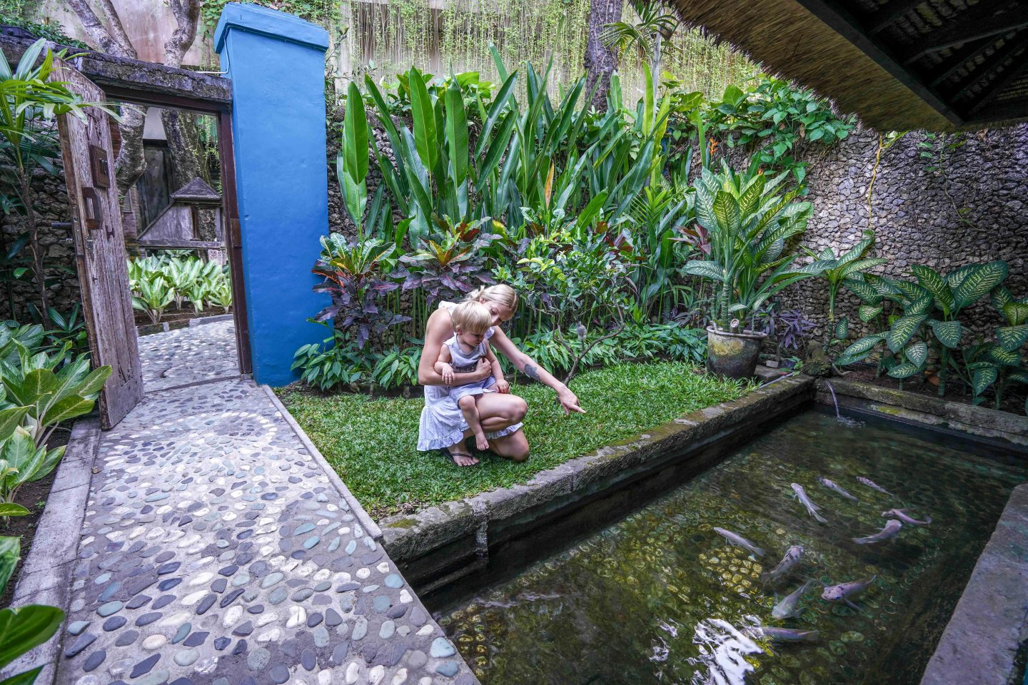 Entrance to our suite - Tugu Hotel Bali - Live Life and Roam (1 of 1)