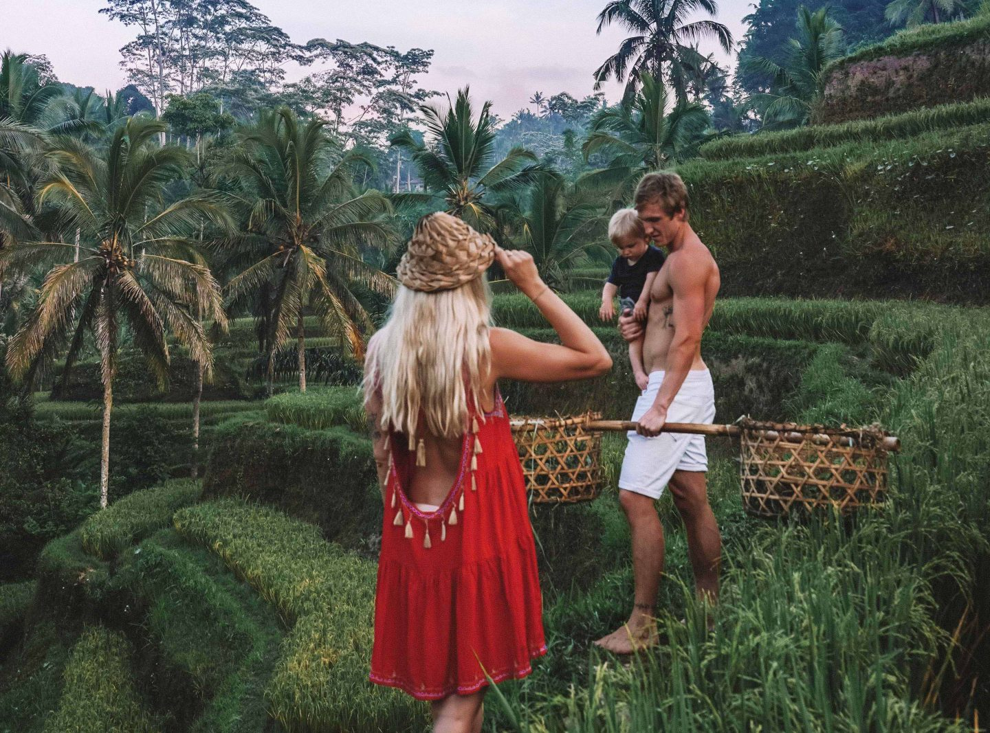 Tegallalang - Ubud with a baby or toddler - Live Life and Roam_
