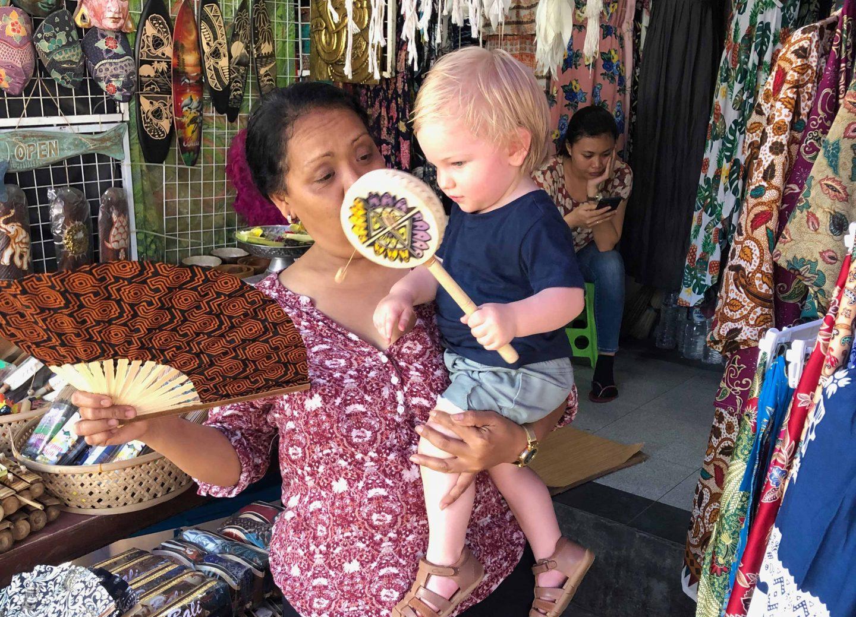Ubud Art Market - Live Life and Roam