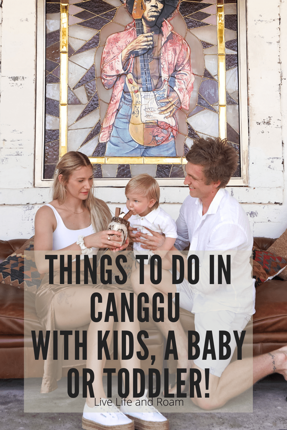 Things to do in canggu with kids a baby or toddler