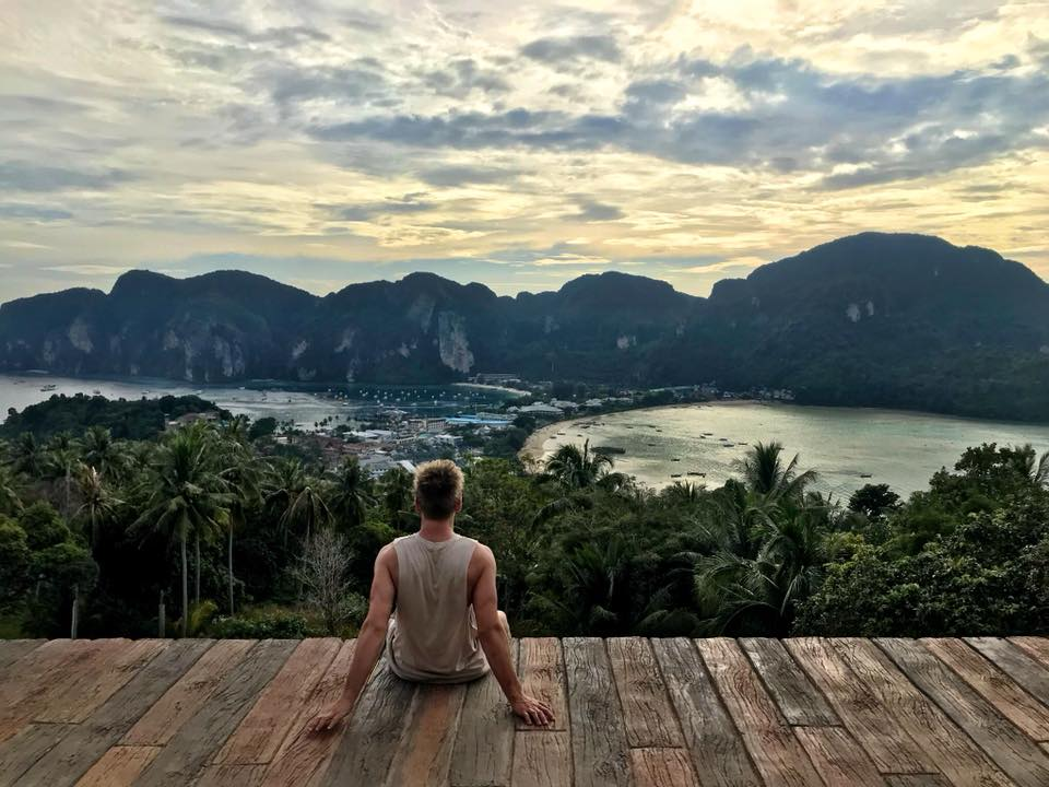 Phi Phi Viewpoint - most instagrammable spots in phuket