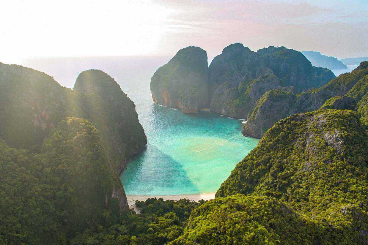 Maya-Bay-Phi-Phi-Island-Tour-2 Most instagrammable spots in Phuket