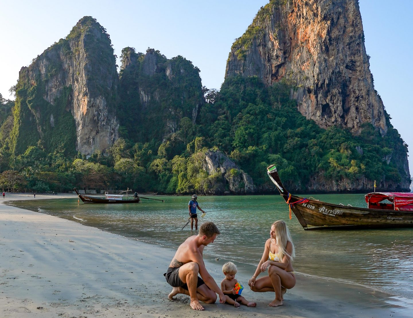Railay Beach - Most Instagrammable Places in Phuket - Live Life and Roam