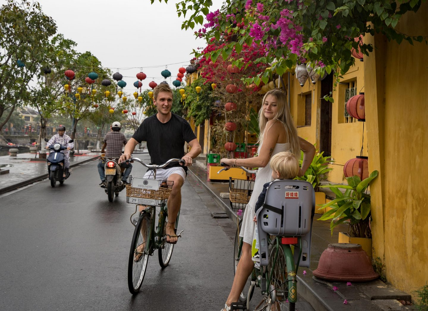 Hoi An Bikes - One Month in Vietnam - Live Life and Roam