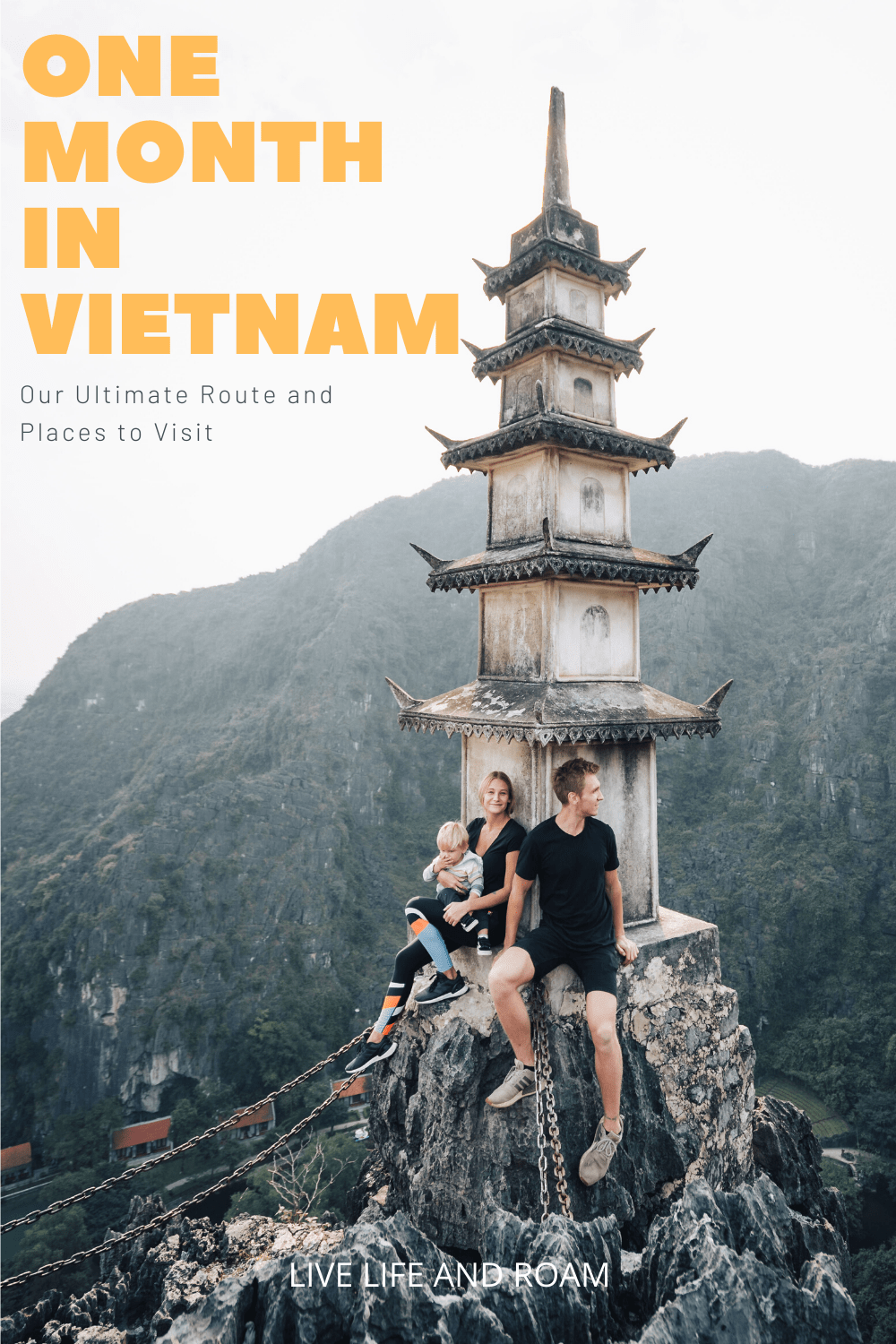 One Month in Vietnam Itinerary - live Life and Roam