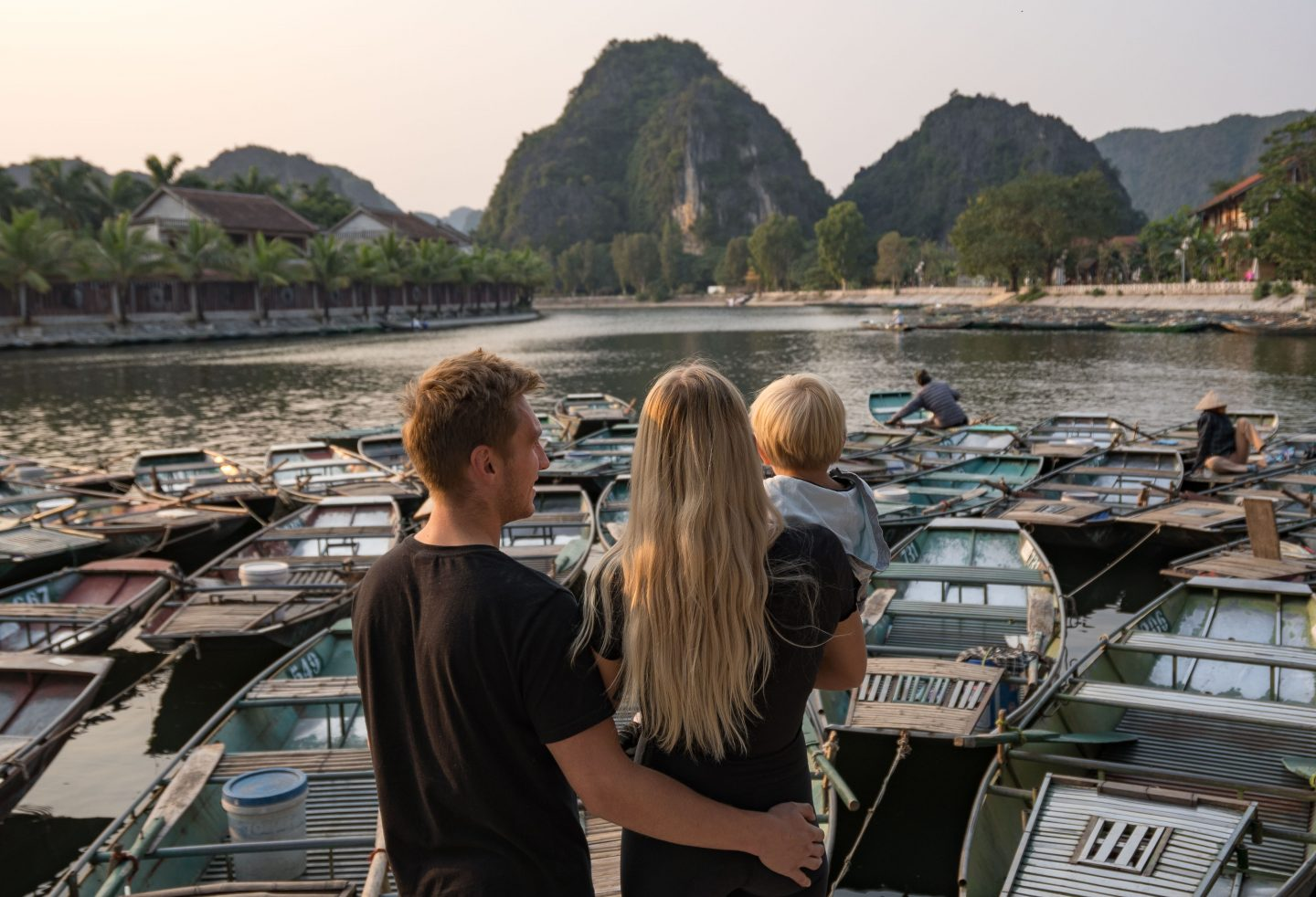 Tam Coc - One Month in Vietnam - Live Life and Roam