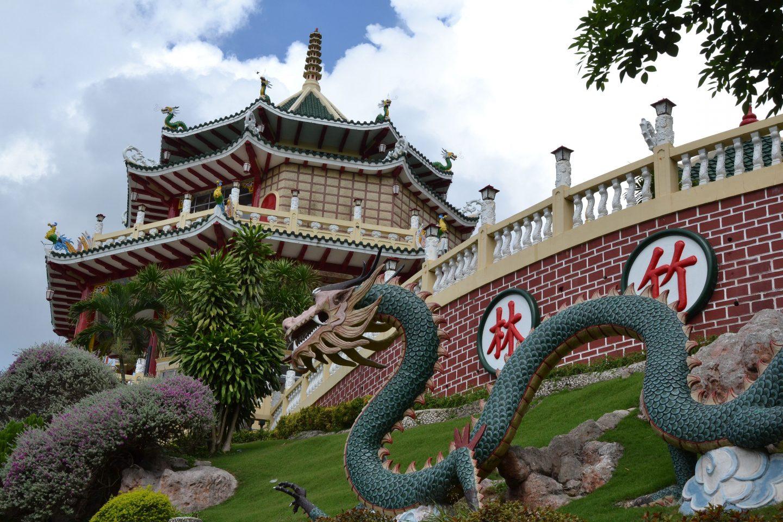 Cebu Taoist Temple flickr/shankaronline