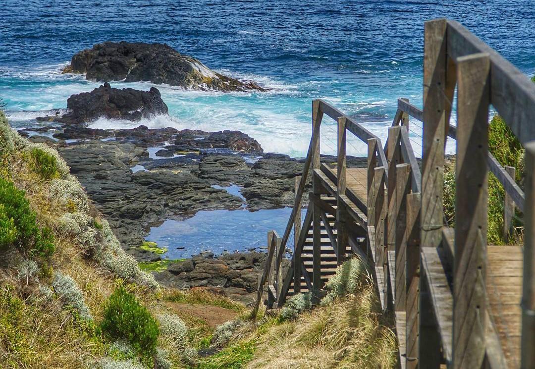 Cape Schanck Rockpools _ Best Beaches