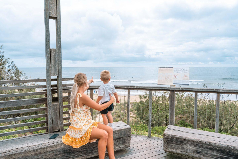 Mount Coolum Boardwalk Beach Live Life and Roam